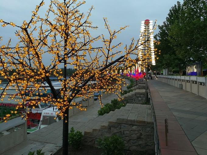 河北雄安新区旅游美食行程攻略之发展还不错