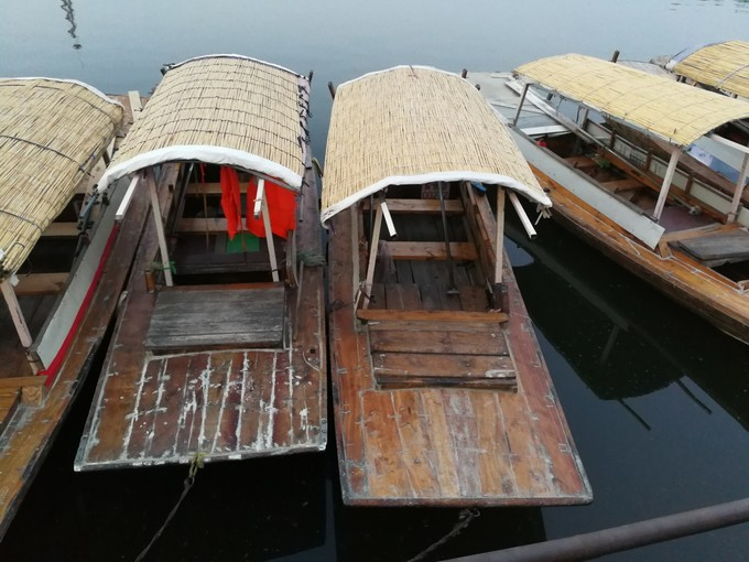 河北雄安新区旅游美食行程攻略之旅游小草船