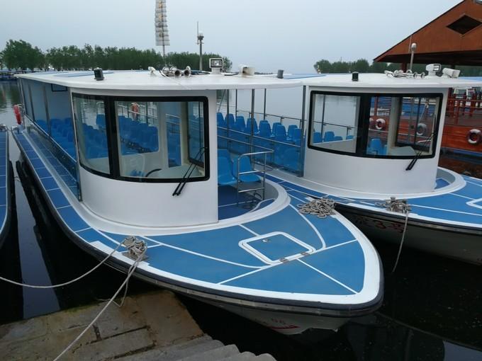 河北雄安新区旅游美食行程攻略之游船