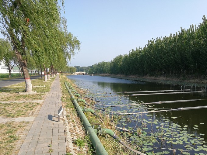 河北雄安新区旅游美食行程攻略之古城新貌