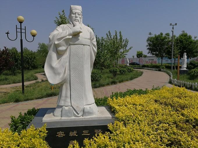 河北雄安新区旅游美食行程攻略之容城三贤,刘因,杨继盛,孙奇逢