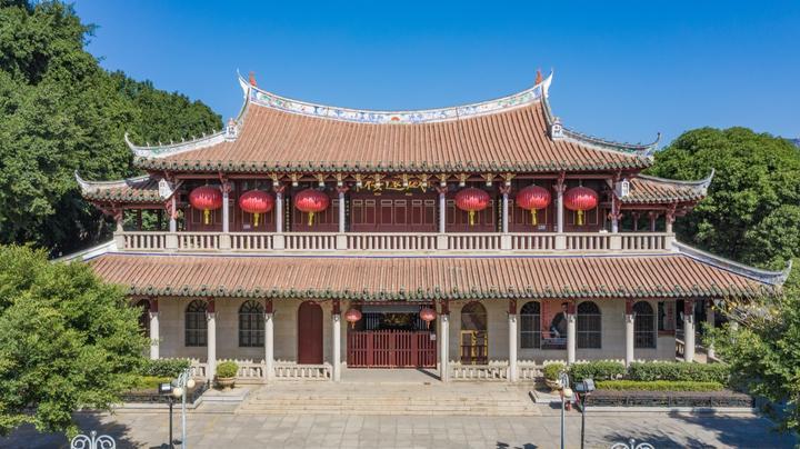 福建泉州古城实用景点美食打卡行程攻略之寺庙