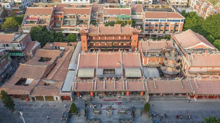 福建泉州古城实用景点美食打卡行程攻略之关帝庙