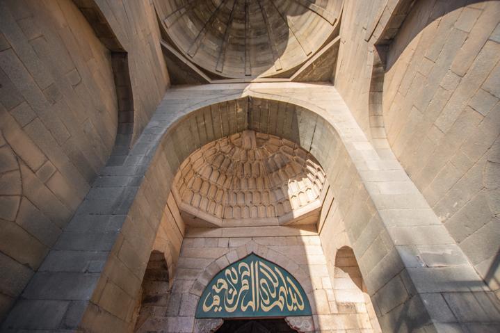 福建泉州古城实用景点美食打卡行程攻略之清真寺