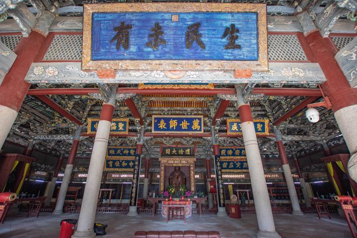 福建泉州古城实用景点美食打卡行程攻略之泉州府文庙