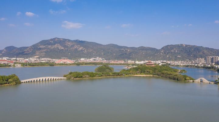 福建泉州古城实用景点美食打卡行程攻略之清源山和西湖公园