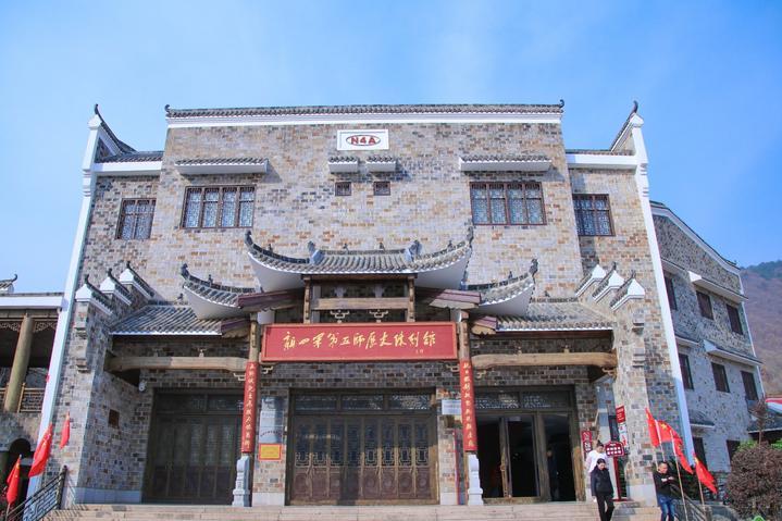 【湖北】武汉周边小众旅游实用攻略,被誉为武汉抗战第一村的长寿村