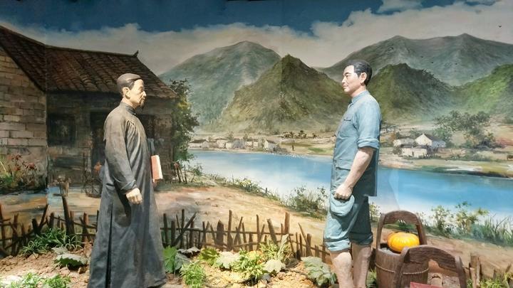 湖北武汉姚家山景点旅游攻略之新四军第五师历史陈列馆
