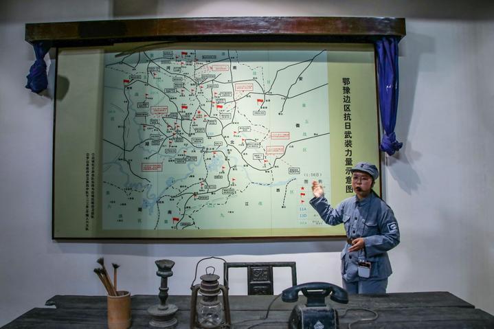 湖北武汉姚家山景点旅游攻略之参谋处旧址