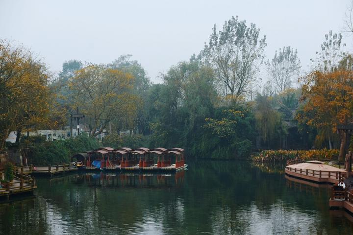 四川成都网红美食旅游打卡全攻略之黄龙溪古镇