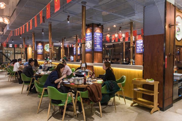 四川成都网红美食旅游打卡全攻略之蚝英雄自助餐厅