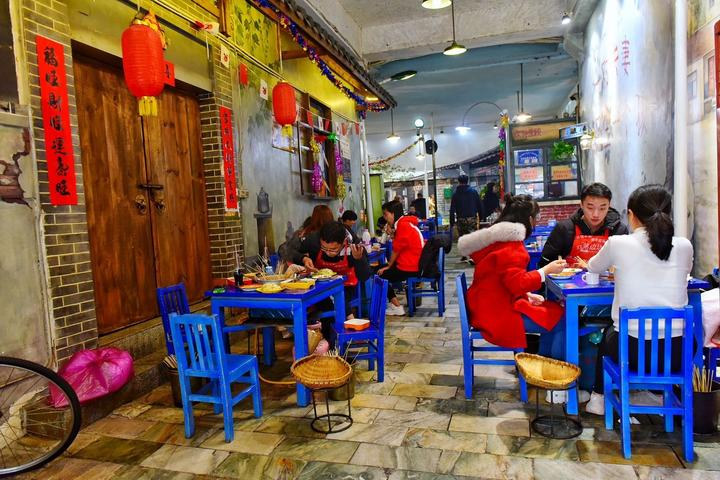 四川成都网红美食旅游打卡全攻略之马路边边麻辣烫
