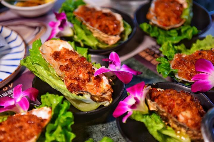 四川成都网红美食旅游打卡全攻略之集渔·泰式海鲜火锅