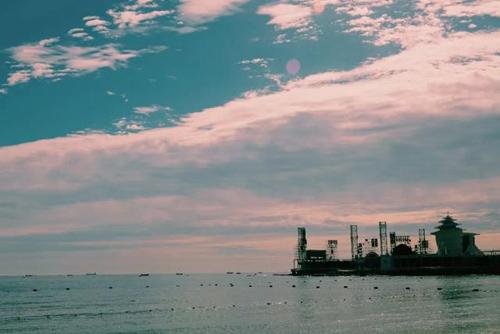 【河北】去了北戴河才知道,原来这里的大海这么美