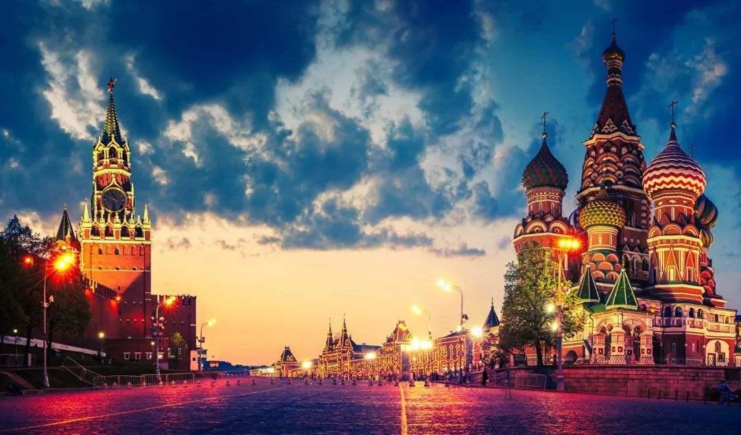 莫斯科、圣彼得堡——感受战斗民族的风情